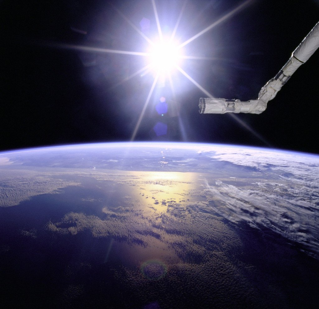 Weltraum Bild