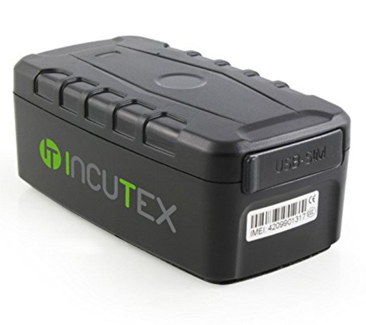 TK106 Incutex im GPS Tracker Vergleich (2018)